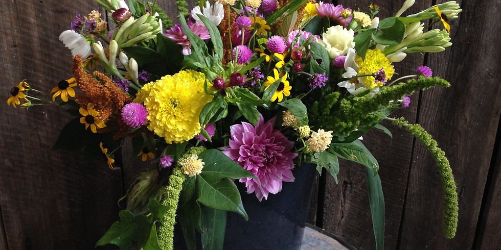 Local Business Flower Share