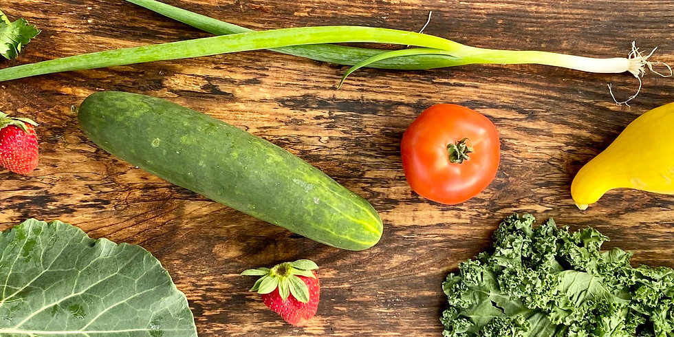 Sold Out! Local Farm Box - Pick Up Saturday, 5/16 or Sunday, 5/17