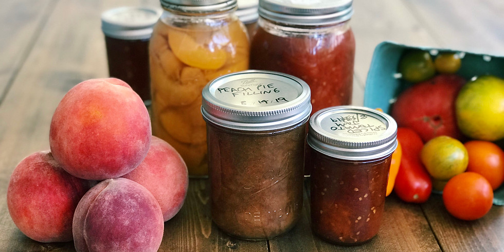 You CAN Can! How to Can Peaches & Tomatoes with Chef Richard