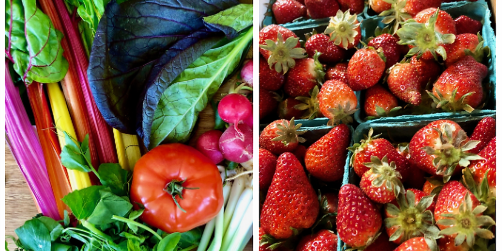 SOLD OUT! Local Farm Box - Pick Up Saturday 4/25 or Sunday 4/26