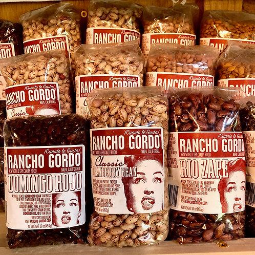 Rancho Gordo Beans- Assorted Varieties