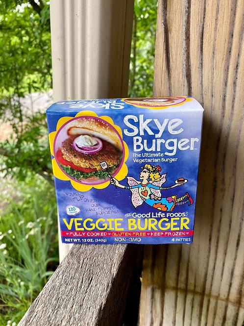 Skye Veggie Burger 4pk