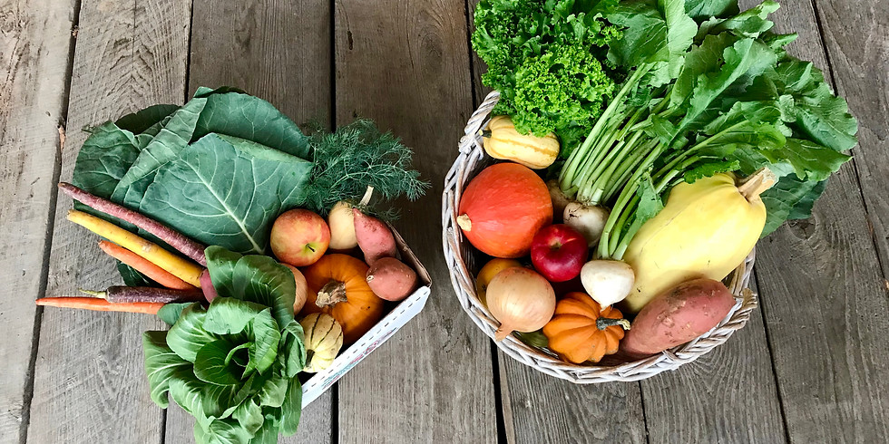 Fall Harvest Season Subscription