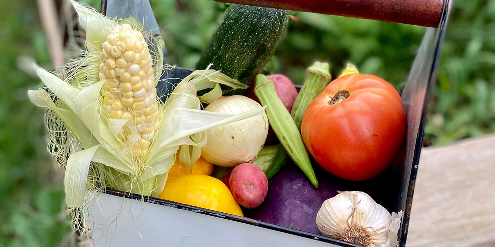Sold Out! Local Farm Box - Pick Up Saturday 8/1 or Sunday 8/2