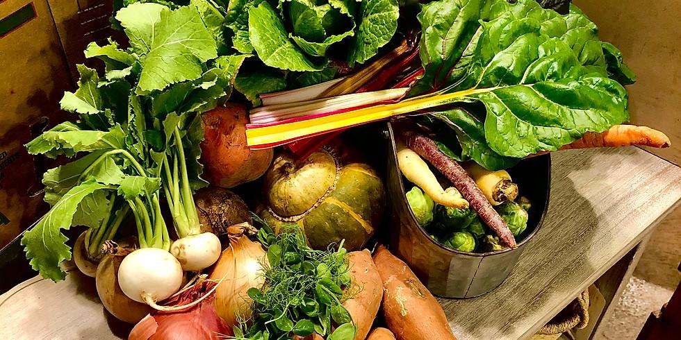 Winter Local Farm Box - 2/8 - 2/9 - Saturday - Sunday