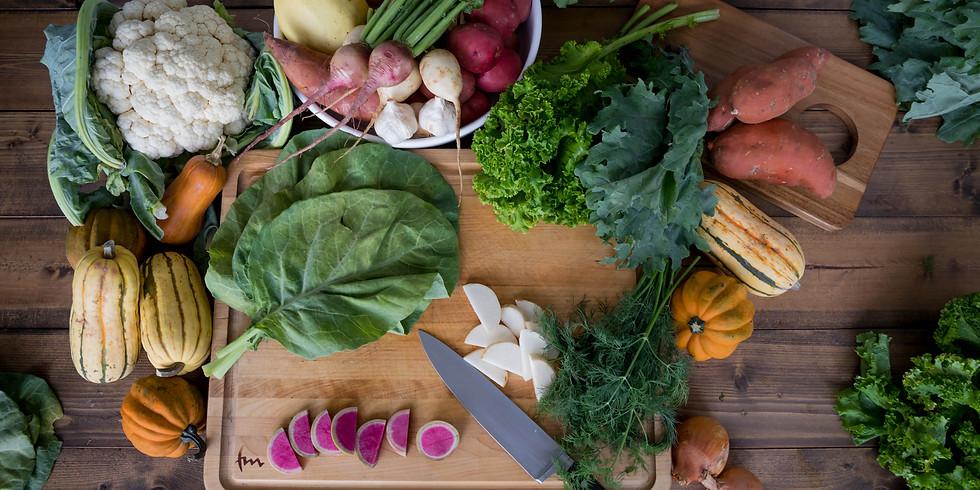 Fall Local Farm Box (Flexible) - Saturday or Sunday