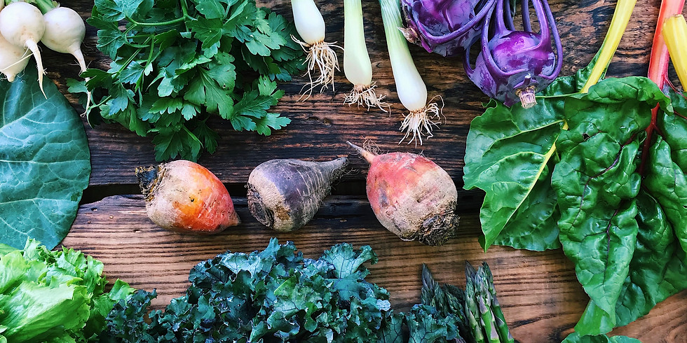 SOLD OUT: Local Farm Box (Flexible) - Saturday OR Sunday