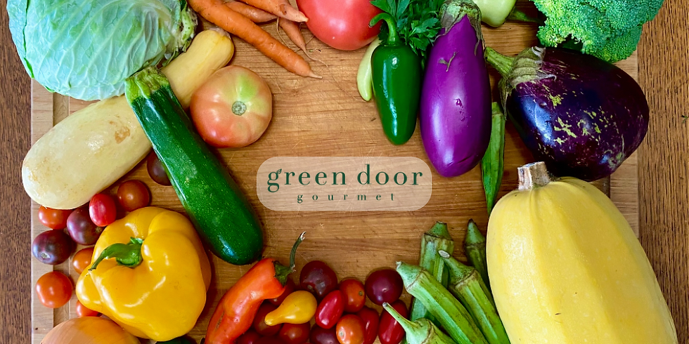 Sold Out! Local Farm Box Pick Up Saturday 8/14 & Sunday 8/15