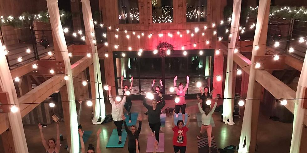 Wellness Wednesday - Yoga with Emily Young