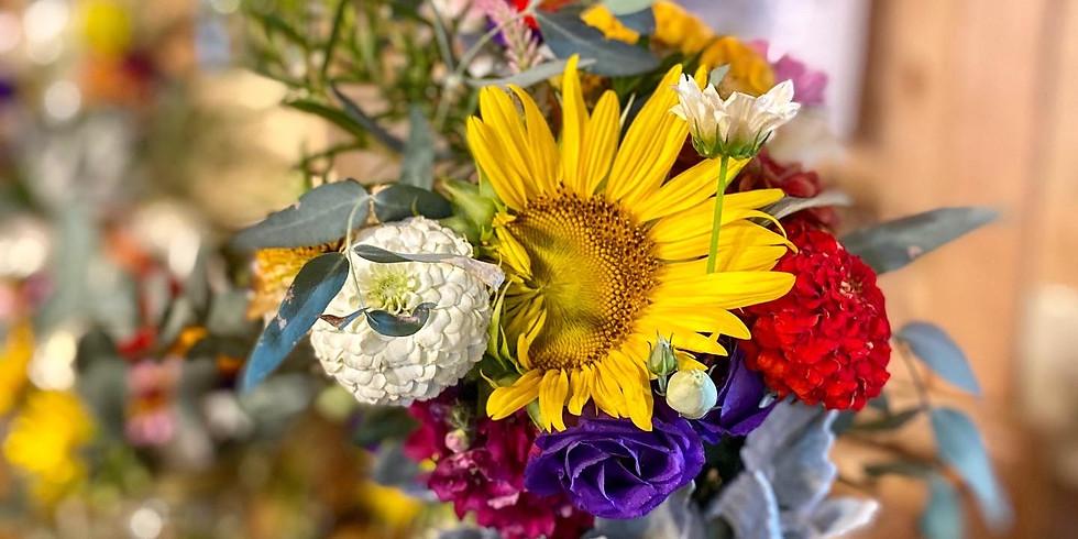 September 2020 Flower Share Subscription