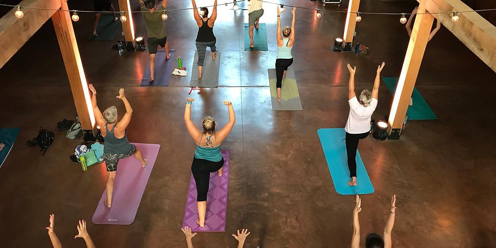 Wellness Wednesday - Evening Yoga