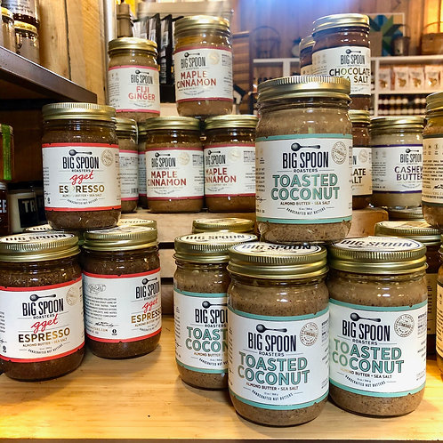 Big Spoon Roasters Nut Butters - Assorted Flavors