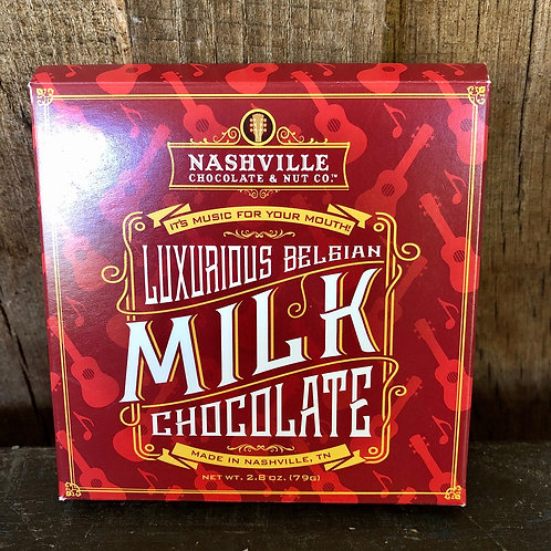 Nashville Chocolate & Nut Co. Belgian Chocolates