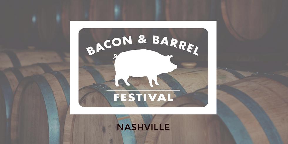 Bacon & Barrel Festival