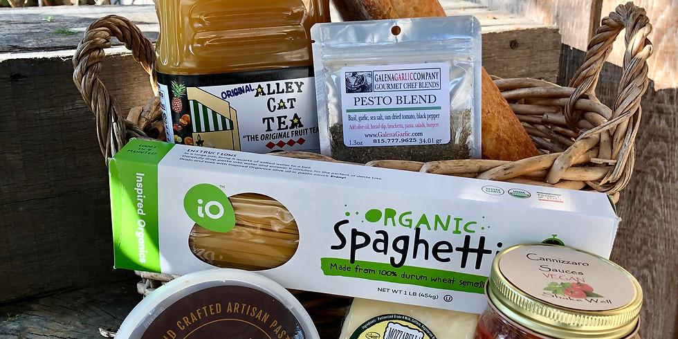 Spaghetti Provisions Box - Pickup Saturday 2/1 or Sunday 2/2