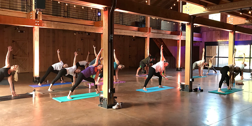 Wellness Wednesday - Holiday Power Yoga