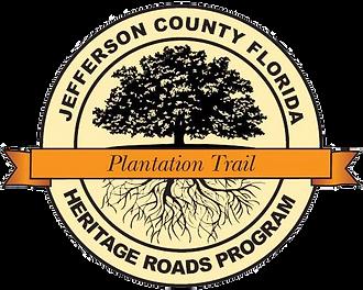 Heritage Roads Plantaton Trail Emblem