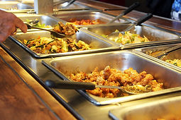 Chinese Lunch Buffet