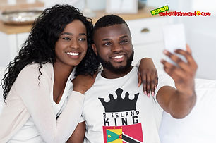 2 Island King Is One Of Our Ranges Designed For All The Caribbean Kings Out There - As Caribbean People, We Are All One People & This Is For All Those Kings & Princes With Roots In 2 Islands - Grenada & Trinidad. Once Your Roots Is In Either Island Or Your Significant Other Is From One Of Our Beautiful Islands, You Spent Time In Either Island Or You Just Showing Support For A 2 Island King - Then This One Is For You - Get For Kings & Princes Today - Check Out 2 Island Queen For All The Queens & Princesses.