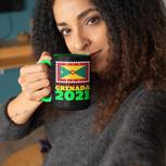 Grenada 47 Independence 2021 Stamp Mug.j