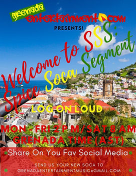 Welcome To SSS: Spice Soca Summer