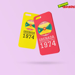 Grenada Independent Since 1974 Phone Cas