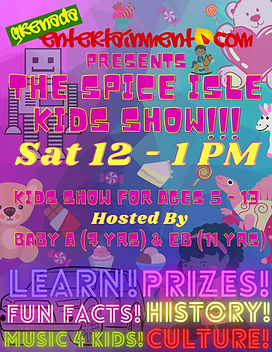 The Spice Isle Kids Show