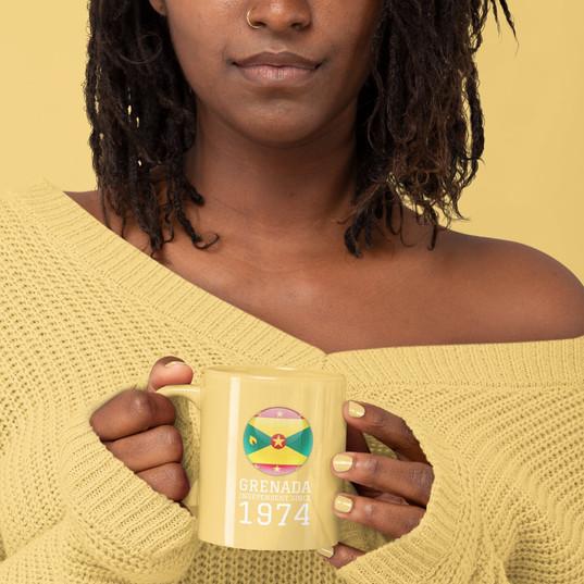 Yellow Happy Independence Mug.jpg