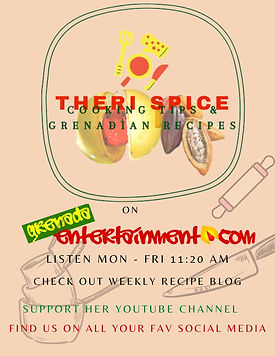 Theri Spice Cooking Tips & Grenadian Recipes