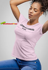 """Ever Wanted To Know The Meaning Behind Some Of Our Caribbean Sayings, Dialect & Patios - Get In The Know & Check Out Our Caribbean Lingo Series By Wearing The Meaning. """"Oh Gosh!"""" means """"An Expression Denoting Shock, Surprise, Indignation or Admiration."""" Thank You For Checking Out Our Official Merchandise for Grenada Entertainment.com"""