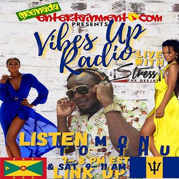 Vibes Up Radio Show