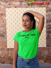 """Ever Wanted To Know The Meaning Behind Some Of Our Caribbean Sayings, Dialect & Patios - Get In The Know & Check Out Our Caribbean Lingo Series By Wearing The Meaning. """"Quenk"""" means """"An Irritating Or Annoying Person."""" Thank You For Checking Out Our Official Merchandise for Grenada Entertainment.com"""
