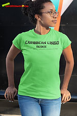 """Ever Wanted To Know The Meaning Behind Some Of Our Caribbean Sayings, Dialect & Patios - Get In The Know & Check Out Our Caribbean Lingo Series By Wearing The Meaning. """"Obzokee"""" means """"In Appearance, Anything Bent Or Twisted Outta Shape."""" Thank You For Checking Out Our Official Merchandise for Grenada Entertainment.com"""