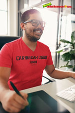 """Ever Wanted To Know The Meaning Behind Some Of Our Caribbean Sayings, Dialect & Patios - Get In The Know & Check Out Our Caribbean Lingo Series By Wearing The Meaning. """"Jumbie"""" means """"Spirit/Ghost."""" Thank You For Checking Out Our Official Merchandise for Grenada Entertainment.com"""