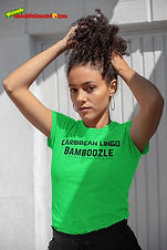 """Ever Wanted To Know The Meaning Behind Some Of Our Caribbean Sayings, Dialect & Patios - Get In The Know & Check Out Our Caribbean Lingo Series By Wearing The Meaning. """"Bamboozle"""" means """"To Confuse Someone With Smart Talk/ To Con Someone ."""" Thank You For Checking Out Our Official Merchandise for Grenada Entertainment.com"""