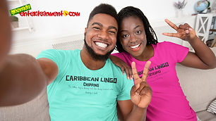 """Ever Wanted To Know The Meaning Behind Some Of Our Caribbean Sayings, Dialect & Patios - Get In The Know & Check Out Our Caribbean Lingo Series By Wearing The Meaning. """"Chipping"""" means """" The Sliding Step Or Dancing Walk Done During Carnival While Following A Band."""" Thank You For Checking Out Our Official Merchandise for Grenada Entertainment.com. We are an Online Radio & Community Dedicated To Entertainment & Education. Every Time You Support Us by Purchasing Our Merchandise, We Are Able To Stay"""