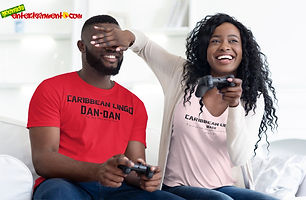 """Ever Wanted To Know The Meaning Behind Some Of Our Caribbean Sayings, Dialect & Patios - Get In The Know & Check Out Our Caribbean Lingo Series By Wearing The Meaning. """"Dan Dan"""" means """"Any Sharp Looking Outfit or Shoes."""" Thank You For Checking Out Our Official Merchandise for Grenada Entertainment.com"""