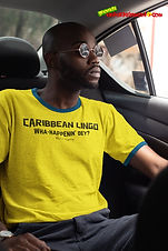 """Ever Wanted To Know The Meaning Behind Some Of Our Caribbean Sayings, Dialect & Patios - Get In The Know & Check Out Our Caribbean Lingo Series By Wearing The Meaning. """"Wha Is De Scene"""" means """"What's Up/How Are You?"""" Thank You For Checking Out Our Official"""