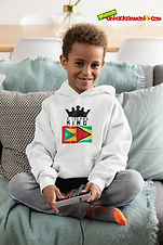 2 Island King Is One Of Our Ranges Designed For All The Caribbean Kings Out There - As Caribbean People, We Are All One People & This Is For All Those Kings & Princes With Roots In 2 Islands - Grenada & Guyana. Once Your Roots Is In Either Island Or Your Significant Other Is From One Of Our Beautiful Islands, You Spent Time In Either Island Or You Just Showing Support For A 2 Island King - Then This One Is For You - Get For Kings & Princes Today - Check Out 2 Island Queen For All The Queens & Princesses.