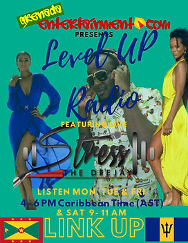 The Level Up Radio Show
