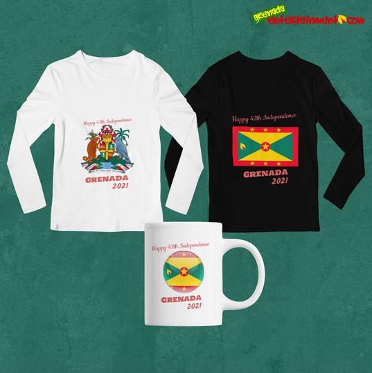 Grenada independence 2021 47th bundle.jp