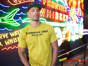 """Ever Wanted To Know The Meaning Behind Some Of Our Caribbean Sayings, Dialect & Patios - Get In The Know & Check Out Our Caribbean Lingo Series By Wearing The Meaning. """"Now Fuh Now"""" means """"Instantly/One Time."""" Thank You For Checking Out Our Official Merchandise for Grenada Entertainment.com"""