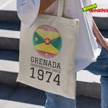 Tote Bag - Grenada Independent Since 197