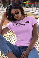 """Ever Wanted To Know The Meaning Behind Some Of Our Caribbean Sayings, Dialect & Patios - Get In The Know & Check Out Our Caribbean Lingo Series By Wearing The Meaning. """"Fire De Wuk"""" means """" To Leave The Job Or Employment, Usually Dissatisfied."""" Thank You For Checking Out Our Official Merchandise for Grenada Entertainment.com"""