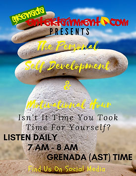 The Personal Self Development & Motivational Hour