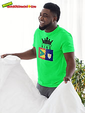 2 Island King Is One Of Our Ranges Designed For All The Caribbean Kings Out There - As Caribbean People, We Are All One People & This Is For All Those Kings & Princes With Roots In 2 Islands - Grenada & Anguilla. Once Your Roots Is In Either Island Or Your Significant Other Is From One Of Our Beautiful Islands, You Spent Time In Either Island Or You Just Showing Support For A 2 Island King - Then This One Is For You - Get For Kings & Princes Today - Check Out 2 Island Queen For All The Queens & Princesses.