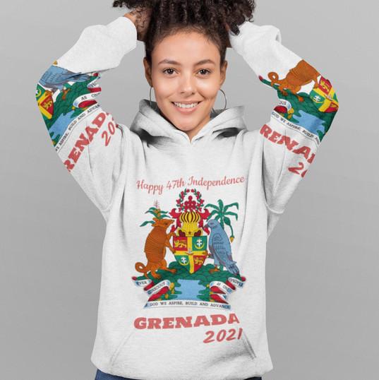 Grenada Coat Of Arms Hoodie.jpg