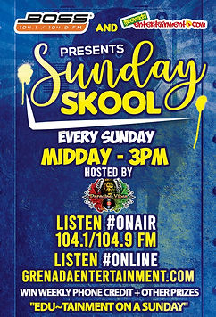 Sunday Skool On Boss FM