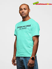 """Ever Wanted To Know The Meaning Behind Some Of Our Caribbean Sayings, Dialect & Patios - Get In The Know & Check Out Our Caribbean Lingo Series By Wearing The Meaning. """"Haul Yuh Skin"""" means """"Used In Place Of An Obscenity, When Telling Someone Off."""" Thank You For Checking Out Our Official Merchandise for Grenada Entertainment.com"""