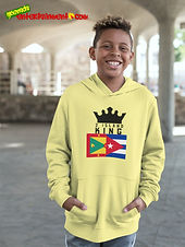 2 Island King Is One Of Our Ranges Designed For All The Caribbean Kings Out There - As Caribbean People, We Are All One People & This Is For All Those Kings & Princes With Roots In 2 Islands - Grenada & Cuba Once Your Roots Is In Either Island Or Your Significant Other Is From One Of Our Beautiful Islands, You Spent Time In Either Island Or You Just Showing Support For A 2 Island King - Then This One Is For You - Get For Kings & Princes Today - Check Out 2 Island Queen For All The Queens & Princesses.
